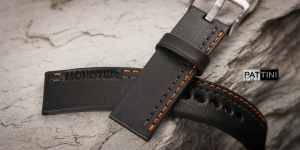 Leather watch strap mod.72 example (02)