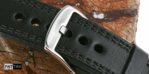 Leather watch strap mod.55 example (18)
