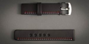 Leather watch strap mod.61 example (08)