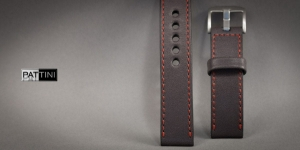 Leather watch strap mod.63 example (15)