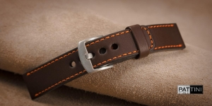 Leather watch strap mod.63 example (16)