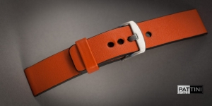 Leather watch strap mod.64 example (05)