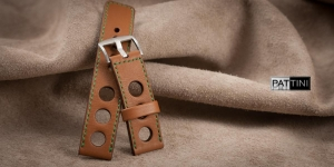 Leather watch strap mod.65 example (28)