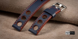 Leather watch strap mod.65 example (31)