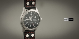 Leather strap for Seiko 5 watch mod.66 example (06)