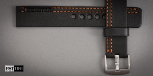 Leather watch strap mod.72 example (04)