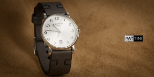 Leather strap for CERTINA watch mod.75 example (04)