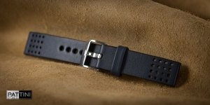 Leather watch strap mod.56 example (02)
