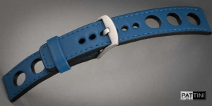 Leather watch strap mod.65 example (20)