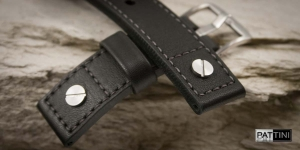 Leather watch strap mod.58 example (08)