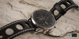 Leather strap for Aztorin watch mod.65 example (18)