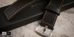 Leather watch strap mod.63 example (09)