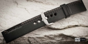 Leather watch strap mod.72 example (03)