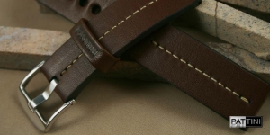 Leather watch strap mod.59 example (04)