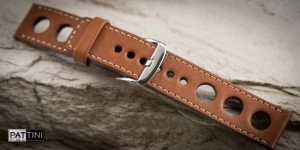 Leather watch strap mod.65 example (16)