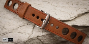Leather watch strap mod.65 example (17)
