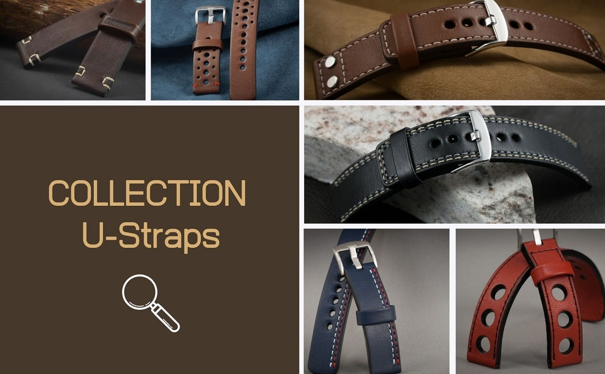 watch straps u-straps collection