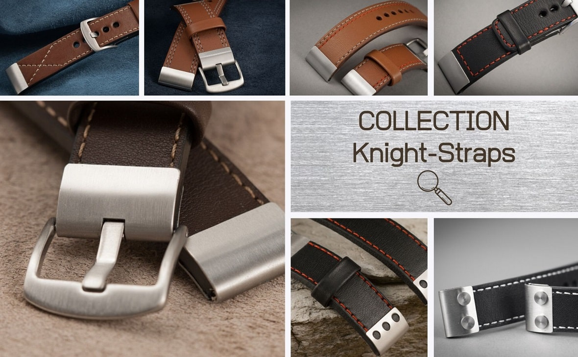 watch straps knight straps collection